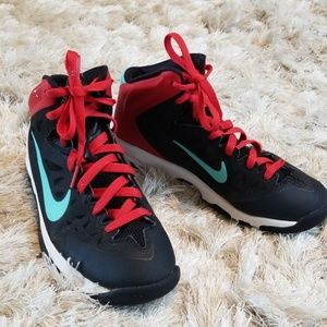 Nike hyperquickness. Size 5Y